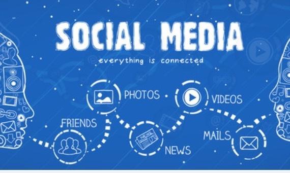 sociable on social media